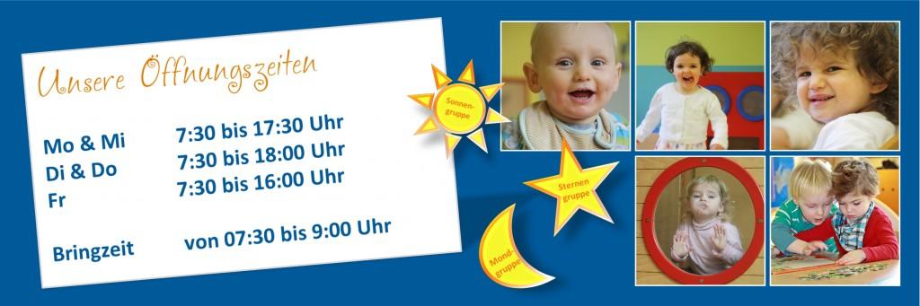 Öffnungzeiten-Kinderkrippe-Klausenburg Foto
